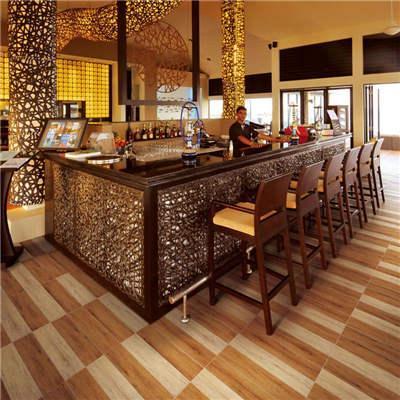 康拓柚木材质木纹砖系列